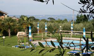 Agr. Il giardino degli ulivi - Lazise