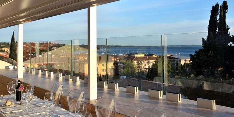 Ristorante La Terrazza a Bardolino - Lago di Garda