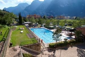 Camping Brione 4* - Riva del Garda