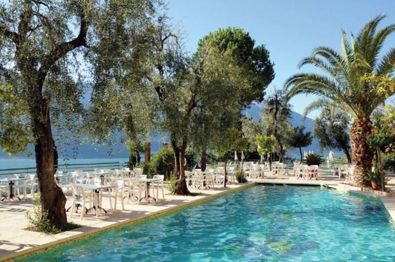 Hotel Cristina Limone Gardasee Hotel Cristina Limone 3