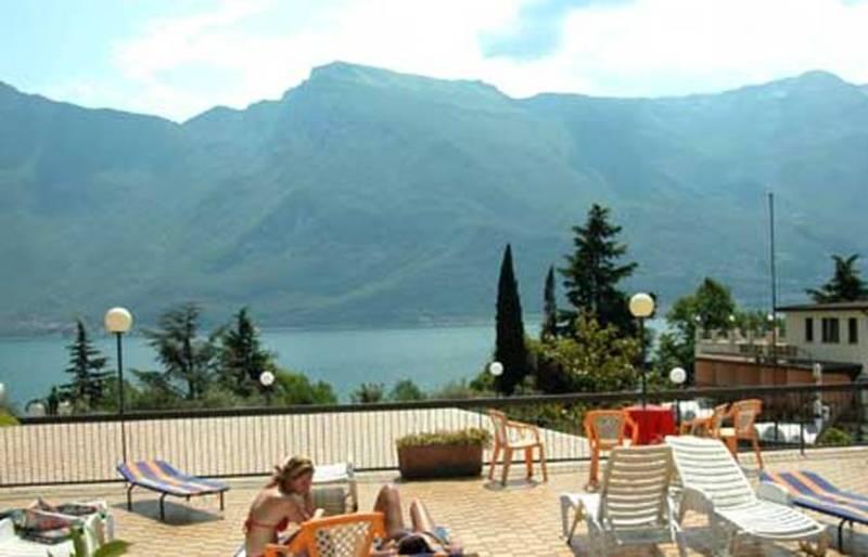 Hotel Garda Bellevue Limone Gardasee Hotel Garda