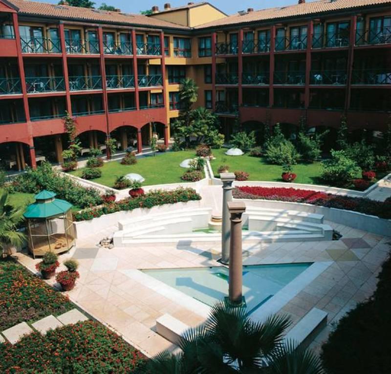 Hotel Parc Hotel Gritti Bardolino Gardasee Hotel Parc