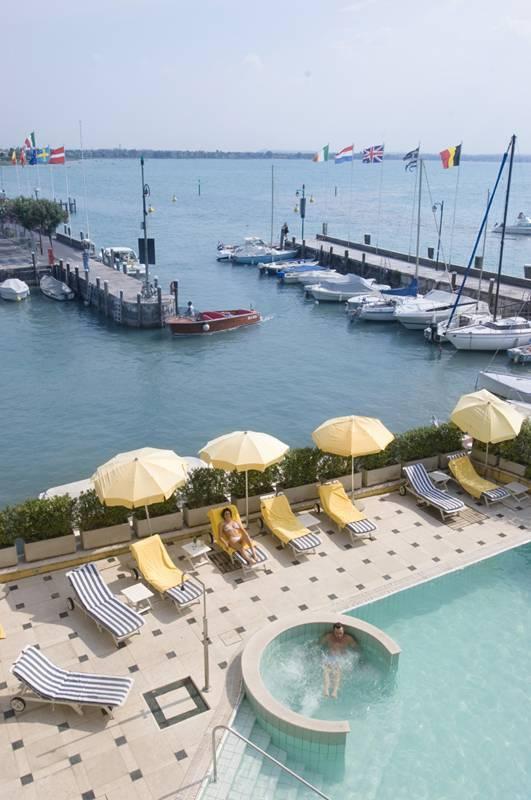 Hotel Sirmione E Promessi Sposi Sirmione Gardasee Hotel