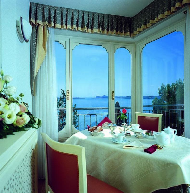 Hotel Villa Florida Gardone Riviera Brescia