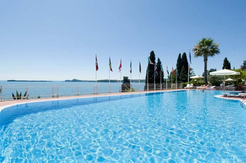 Hotel Villa Florida Gardone Riviera Bs