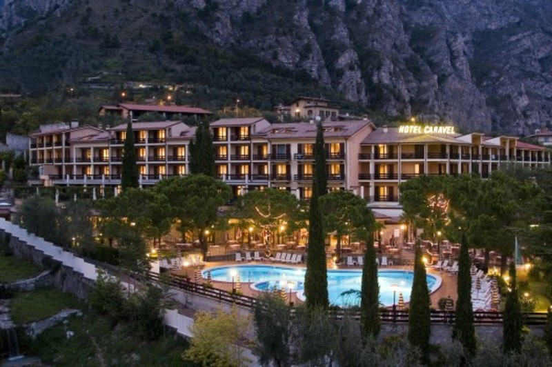 Hotel Caravel Limone Gardasee Hotel Caravel Limone 4 Sterne