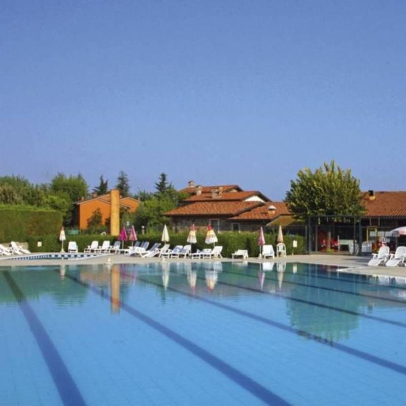 Ferienwohnung Tiglio Sirmione Gardasee Residence Tiglio