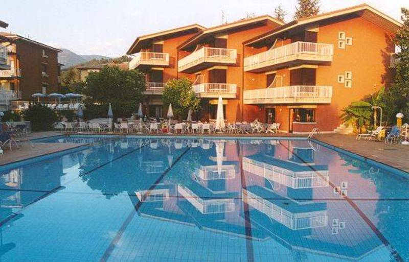 Villa Rosa Gardasee Hotel