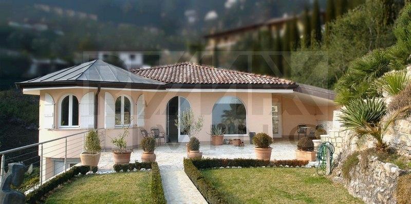 Immobili del lago di garda vendita villa tremosine ve2466 for Casa moderna gardone