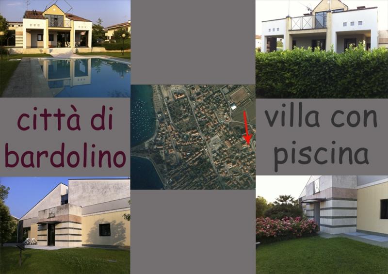 Immobili del lago di garda vendita villa bardolino ve2743 - Cerco piscina fuori terra ...