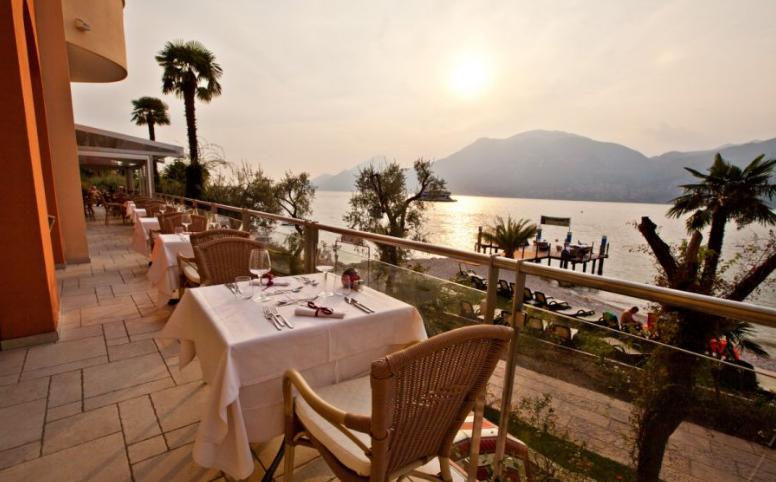 Restaurant al vas brenzone for Vas al
