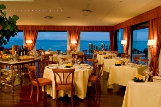 Restaurant L Orangerie Sirmione