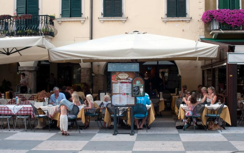 Ristorante Pizzeria Portici - Lazise
