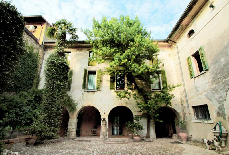 Bed and breakfast corte delle muse san felice del benaco for Bed and breakfast area riservata