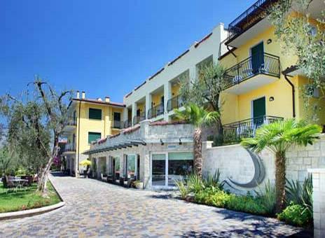 Hotel Casa Barca 4 Stelle Malcesine Lago Di Garda