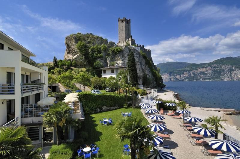 Hotel Castello Malcesine Lake Garda Hotel Castello