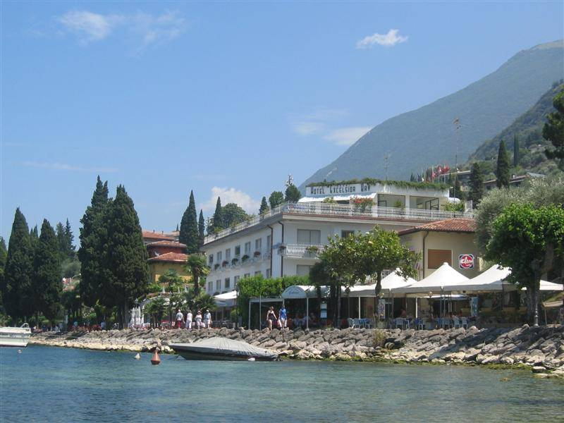 Hotel Excelsior Bay 4 Stelle Malcesine Lago Di Garda