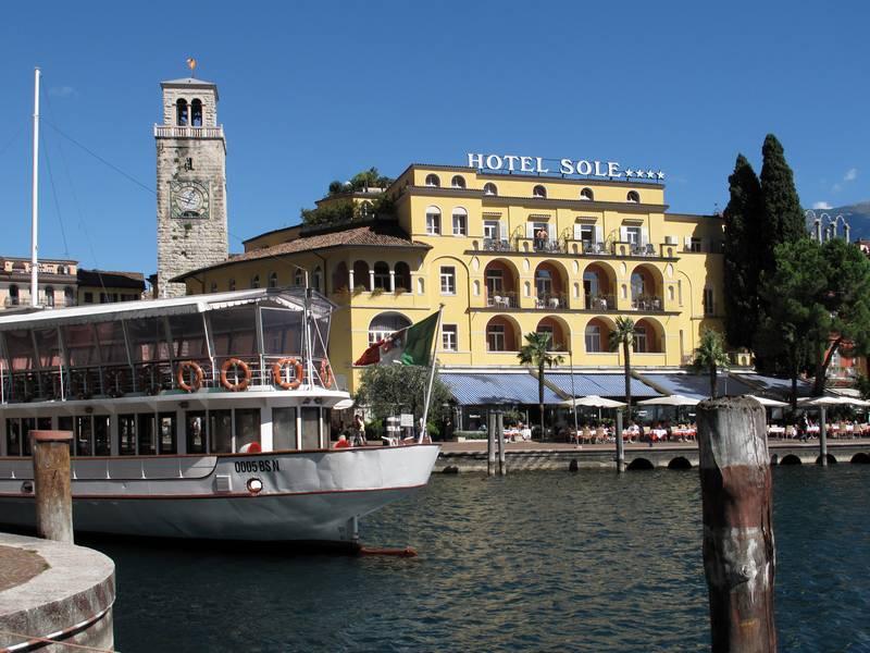 Hotel sole relax panorama riva del garda lake garda hotel sole relax panorama riva del - Hotel giardino riva del garda ...