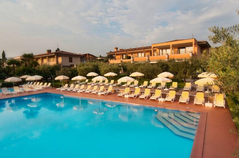 Gardasee Villa Olivo