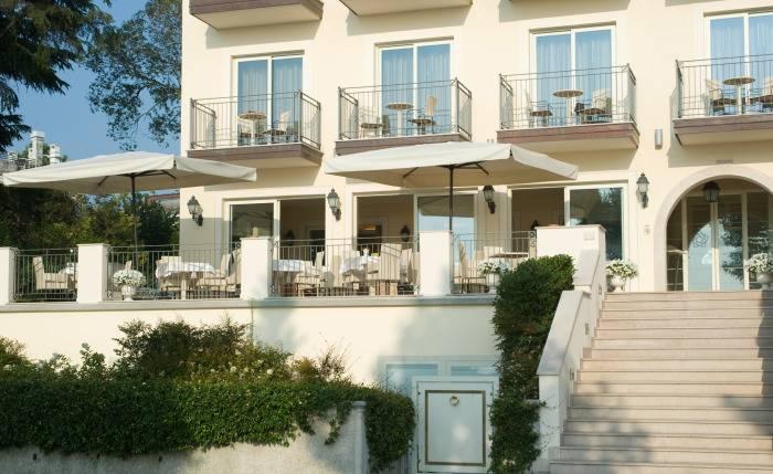 Hotel Villa Rosa Desenzano Lake Garda Hotel Villa Rosa