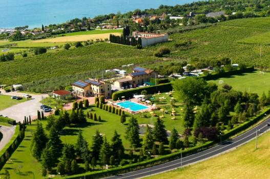 Agriturismo Ca 39 Del Sol Lazise Lago Di Garda