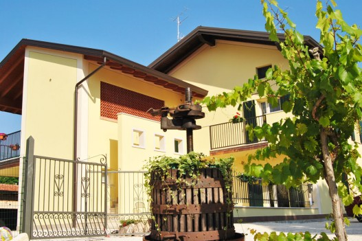 Bed and breakfast il grande salice ponti sul m peschiera for Bed and breakfast area riservata
