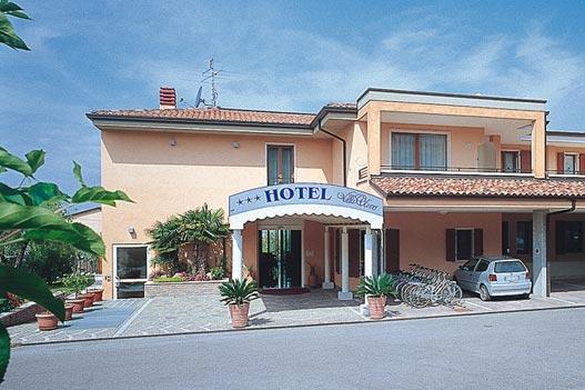 P. Mozzi - Villa Olivo - Bardolino