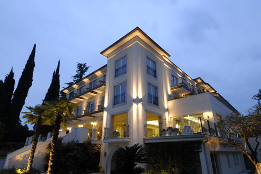 Hotel Villa Rosa 4 * - Desenzano