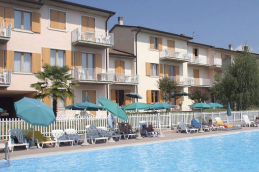 Residence San Carlo 3* - Garda (Costermano)