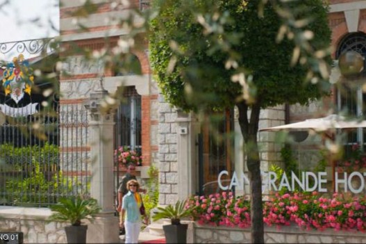Hotel Cangrande 3 * - Lazise
