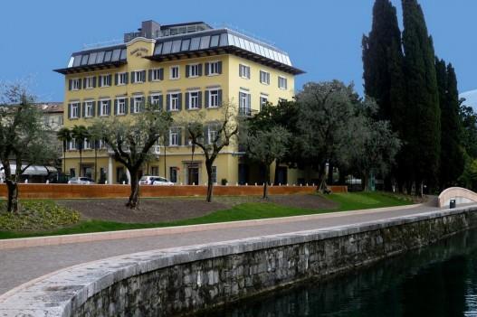 Hotel Grand Hotel Riva 4 * - Riva del Garda