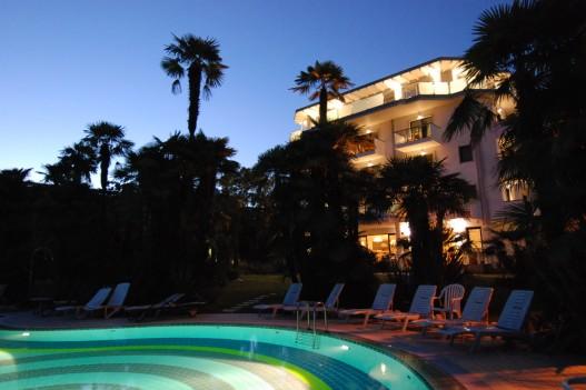 Parc Hotel Flora 4* - Riva del Garda