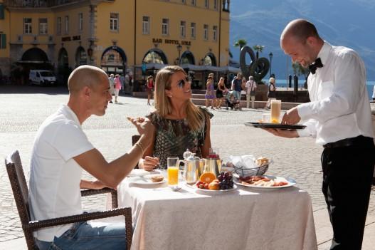 Hotel Portici 4 * - Riva del Garda