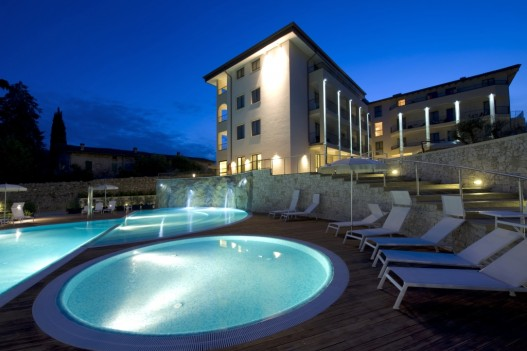 Hotel Villa Luisa Spa 4 * - San Felice (Salò)