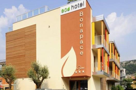 Eco Hotel Bonapace 3* - Torbole