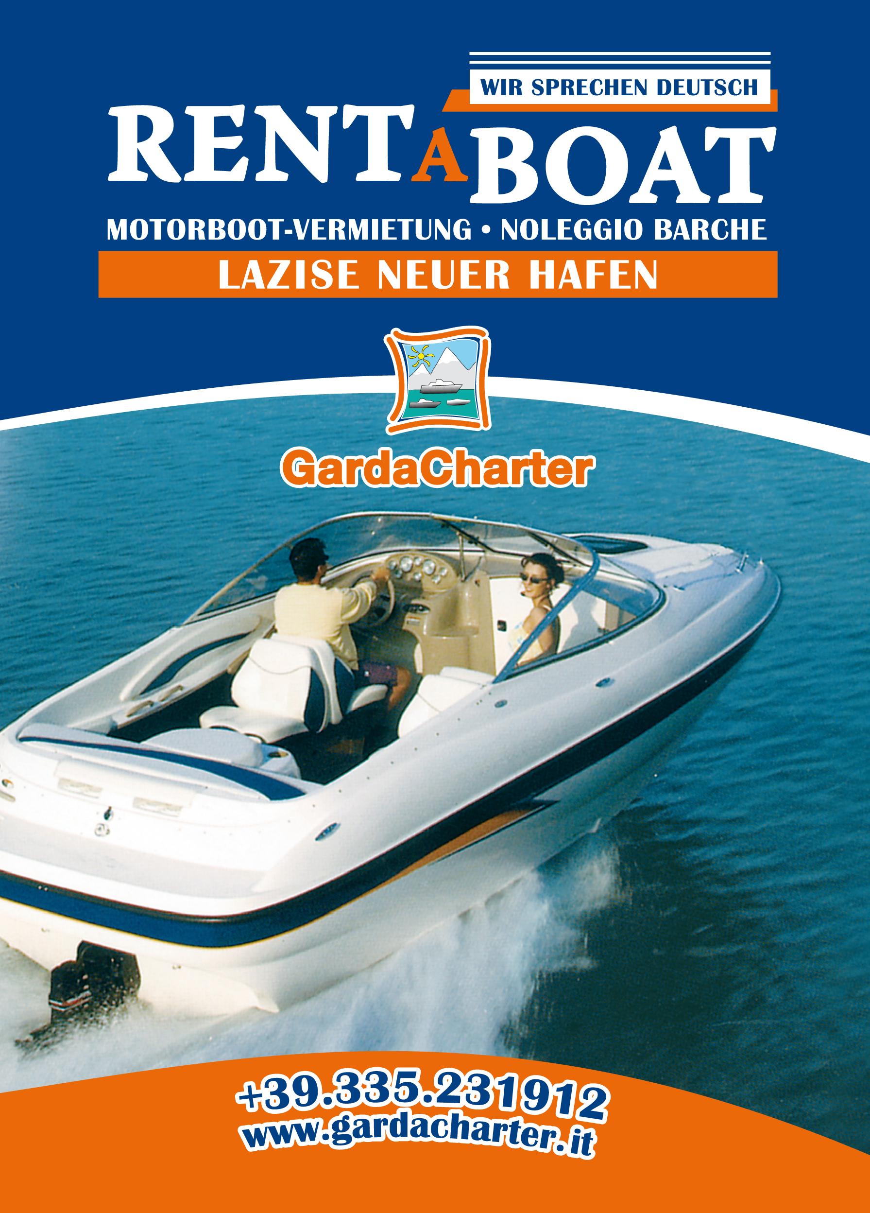 Shopping lago di garda noleggio barche for Noleggio di cabine per lago